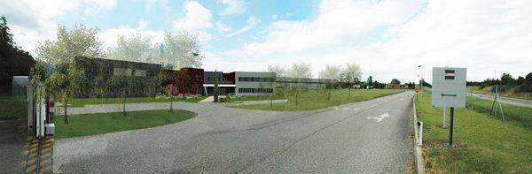 Espace bureaux Legrand - St Marcellin